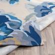 Product Image of Cobalt, Aqua, Beige Outdoor / Indoor Area Rug