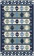 Product Image of Navy, Sky Blue, Mint Outdoor / Indoor Area Rug