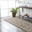 Product Image of Charcoal, Khaki, Bright Yellow, Taupe Traditional / Oriental Area Rug