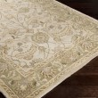 Product Image of Ivory, Dark Green, Light Gray, Sage, Taupe Traditional / Oriental Area Rug