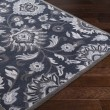 Product Image of Navy, Charcoal, Medium Gray, Denim Traditional / Oriental Area Rug