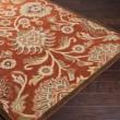 Product Image of Burnt Orange, Khaki, Camel, Olive Traditional / Oriental Area Rug