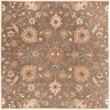 Product Image of Dark Brown, Rust, Olive, Camel, Black Traditional / Oriental Area Rug