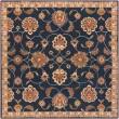 Product Image of Navy, Khaki, Rust, Dark Brown Traditional / Oriental Area Rug
