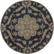 Product Image of Navy, Taupe, Tan, Dark Brown, Sage Traditional / Oriental Area Rug
