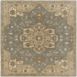 Product Image of Khaki, Medium Gray, Dark Brown, Camel Traditional / Oriental Area Rug