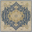 Product Image of Tan, Navy, Ivory, Medium Gray Traditional / Oriental Area Rug
