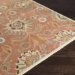 Product Image of Burnt Orange, Khaki, Dark Brown, Black Traditional / Oriental Area Rug