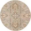 Product Image of Medium Gray, Dark Green, Ivory, Khaki Traditional / Oriental Area Rug