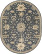 Product Image of Navy, Khaki Traditional / Oriental Area Rug