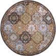 Product Image of Black, Olive, Khaki, Dark Brown Traditional / Oriental Area Rug