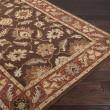 Product Image of Dark Brown, Camel, Khaki, Tan Traditional / Oriental Area Rug