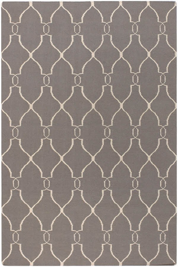 Taupe, Beige (FAL-1003) Moroccan Area Rug
