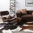 Product Image of Brown, White Southwestern / Lodge Area Rug