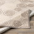 Product Image of Beige, Butter, Taupe Contemporary / Modern Area Rug