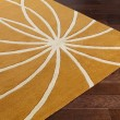Product Image of Carmine, Antique White Contemporary / Modern Area Rug