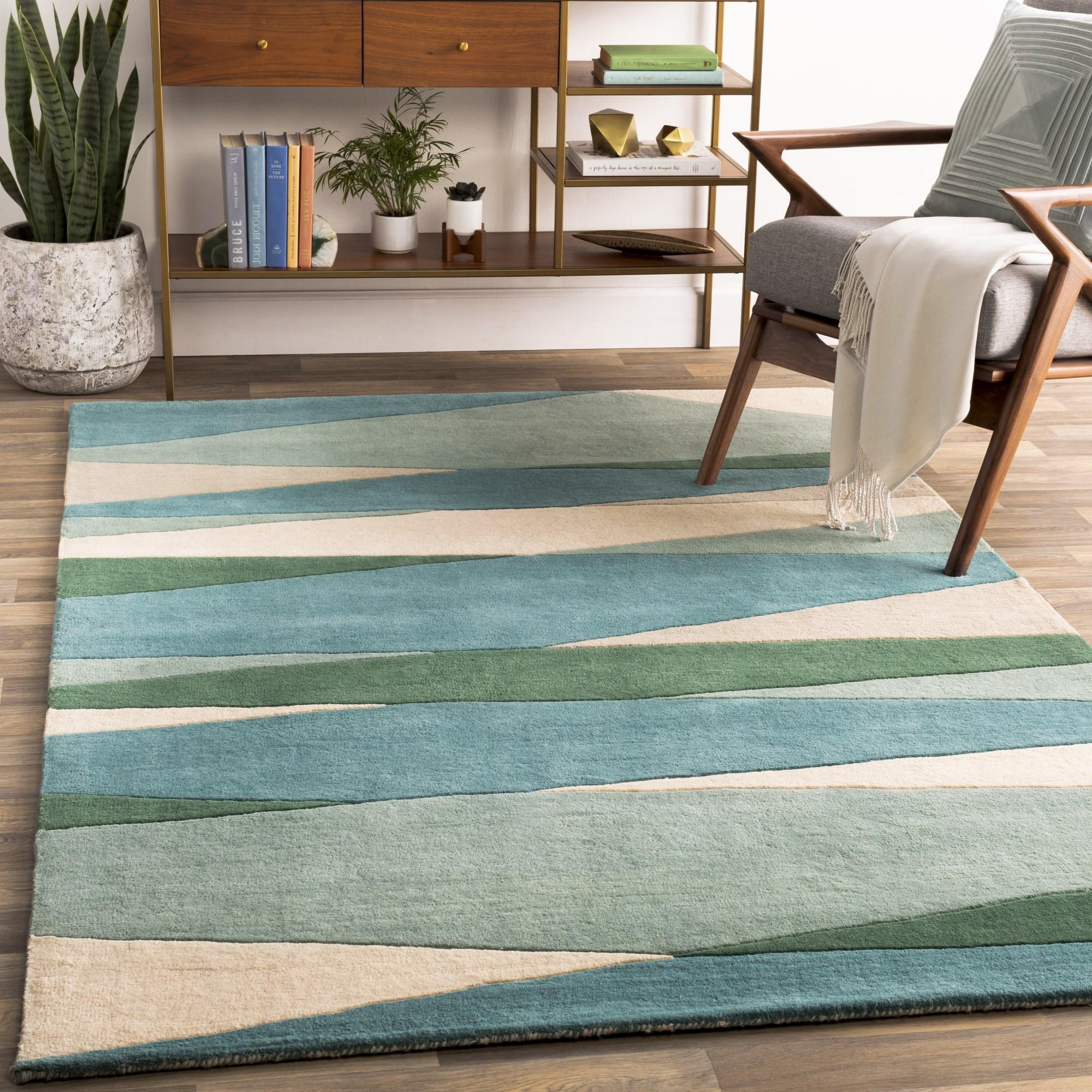 Surya Forum Fm 7204 Rug Modern Wool Area Rug Rugs Direct