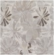 Product Image of Taupe, Charcoal, Light Gray, Camel Floral / Botanical Area Rug
