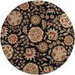 Product Image of Black, Garnet, Dark Green, Medium Gray, Butter Traditional / Oriental Area Rug