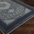 Product Image of Denim, Navy, Black, Dark Green, Emerald Traditional / Oriental Area Rug