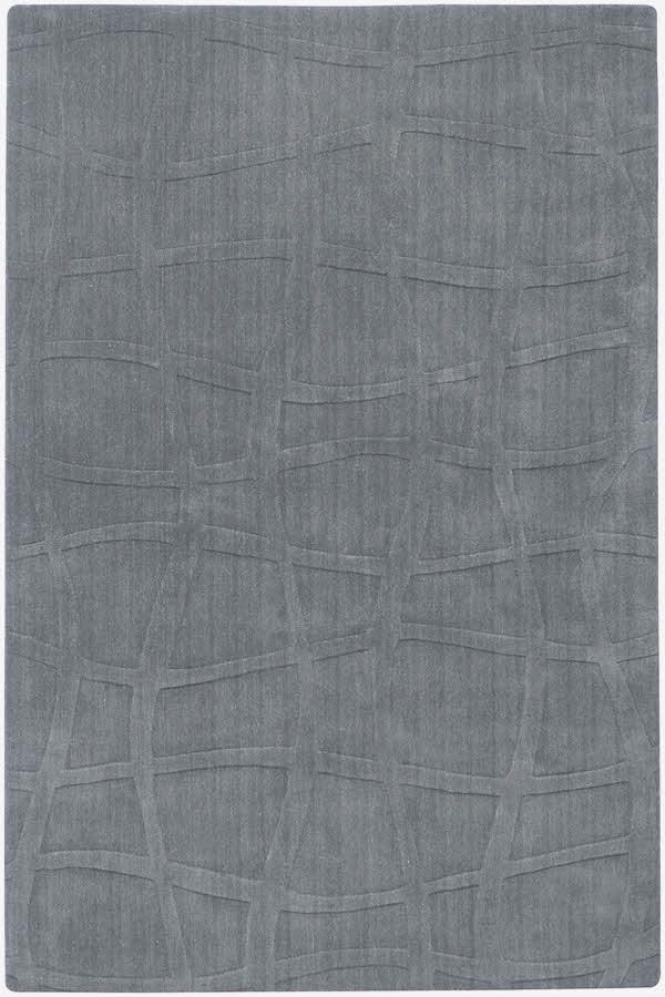 Gray Casual Area Rug