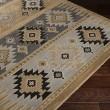 Product Image of Safari Tan, Charcoal Gray, Light Gray Southwestern / Lodge Area Rug