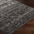 Product Image of Black, Light Gray Vintage / Overdyed Area Rug