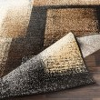 Product Image of Charcoal, Grey, Beige, Contemporary / Modern Area Rug