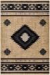 Product Image of Black, Charcoal, Medium Gray  Southwestern / Lodge Area Rug