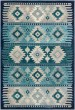 Product Image of Southwestern Dark Blue, Aqua, Teal (PAR-1122) Area Rug