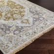 Product Image of Light Gray, Charcoal, Dark Brown, Wheat, Mauve Traditional / Oriental Area Rug