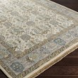 Product Image of Ivory, Denim, Olive, Teal, moss Traditional / Oriental Area Rug