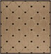 Product Image of Dark Brown, Beige, Camel, Tan Transitional Area Rug