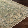 Product Image of Duksy Citron, Oil Green, Silt Green Traditional / Oriental Area Rug