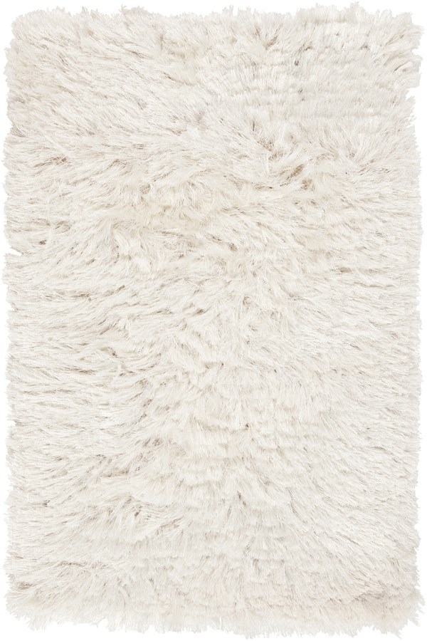 Ivory (1005) Solid Area Rug