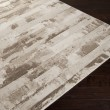 Product Image of Cream, Brown, Beige Contemporary / Modern Area Rug