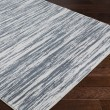 Product Image of Denim, Charcoal, Light Gray Contemporary / Modern Area Rug
