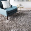 Product Image of Taupe (06) Shag Area Rug