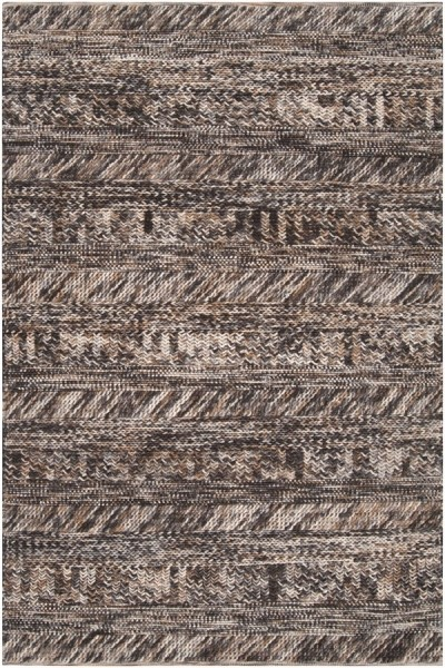 Black, Light Grey, Camel, Beige (3701) Transitional Area Rug