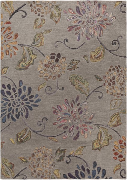 Mossy Stone (ENC-4001) Floral / Botanical Area Rug