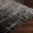 Product Image of Pewter, Dove Gray Contemporary / Modern Area Rug