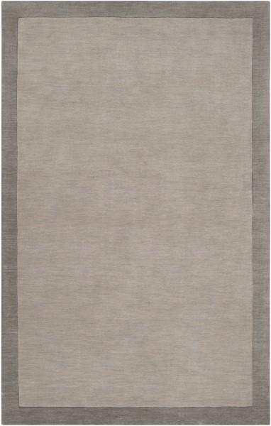 Pewter, Flint Gray Contemporary / Modern Area Rug