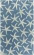 Product Image of Denim, Seafoam, Khaki Beach / Nautical Area Rug