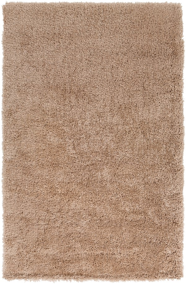 Taupe (PLD-2003) Solid Area Rug