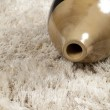 Product Image of Cream Solid Area Rug