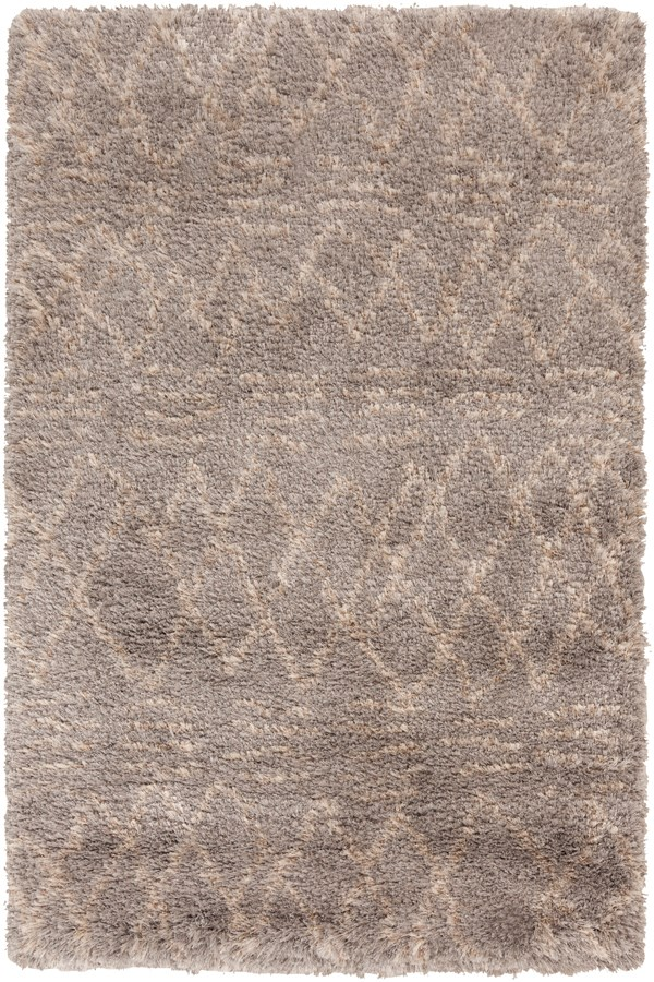 Cream Southwestern / Lodge Area Rug