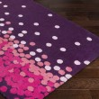 Product Image of Magenta, Sunset Purple, Parfait Pink Contemporary / Modern Area Rug