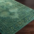 Product Image of Olive, Teal, Sage, Emerald Traditional / Oriental Area Rug