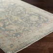 Product Image of Medium Gray, Mint, Taupe Traditional / Oriental Area Rug