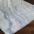 Product Image of Mint, Teal, Sky Blue, Moss Transitional Area Rug